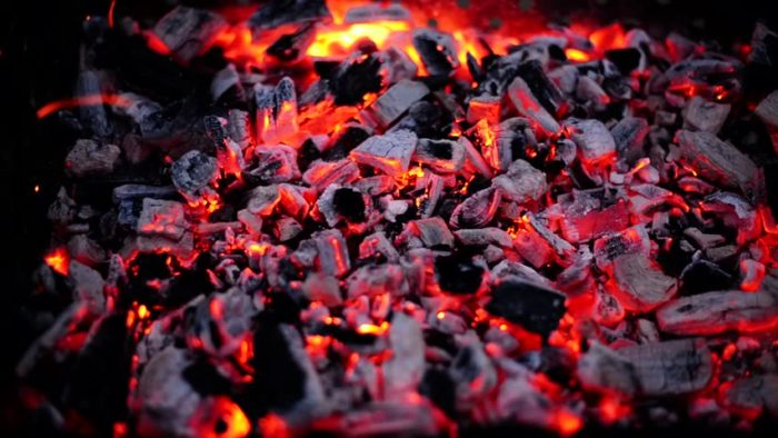 بهترین نوع زغال برای کباب